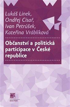Obálka titulu Občanství a politická participace v České republice
