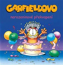 Obálka titulu Garfieldovo narozeninové překvapení