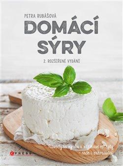Obálka titulu Domácí sýry