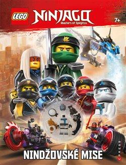 Obálka titulu Lego Ninjago: Nindžovské mise