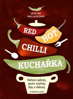 Obálka titulu Red Hot Chilli kuchařka