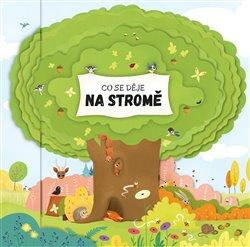 Obálka titulu Co se děje na stromě
