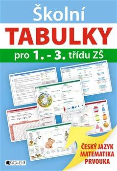 Obálka titulu Školní tabulky pro 1.-3. třídu ZŠ