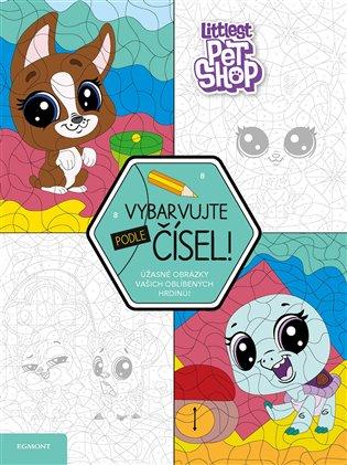 Littlest Pet Shop - Vybarvujte podle čísel! - - | Booksquad.ink