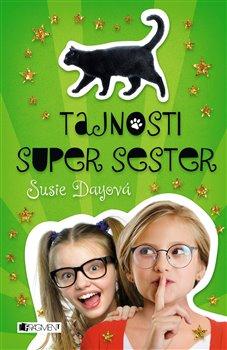 Obálka titulu Tajnosti super sester