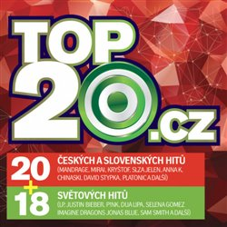 Obálka titulu TOP20.CZ 2018/1