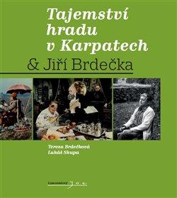 Obálka titulu Tajemství hradu v Karpatech & Jiří Brdečka