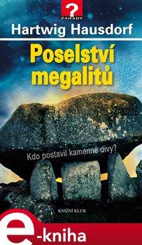 Obálka titulu Poselství megalitů