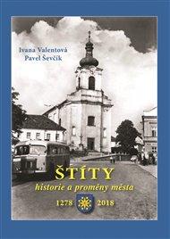 Štíty – historie a proměny města