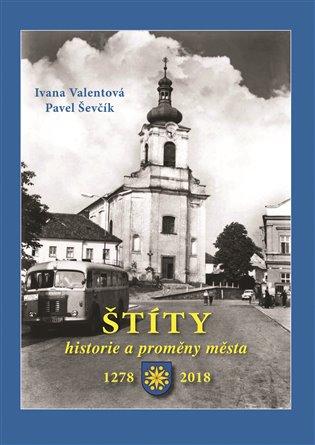 Štíty – historie a proměny města - Pavel Ševčík,   Booksquad.ink