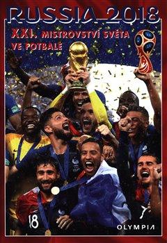 Obálka titulu Russia 2018: XXI. mistrovství světa ve fotbale