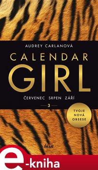 Obálka titulu Calendar Girl 3: Červenec, srpen, září