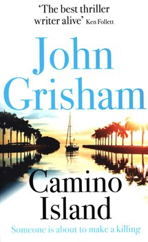 Obálka titulu Camino Island