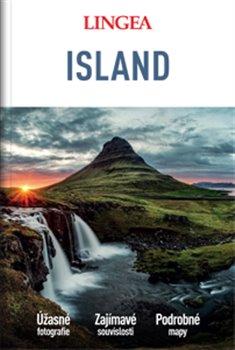 Obálka titulu Island - velký průvodce