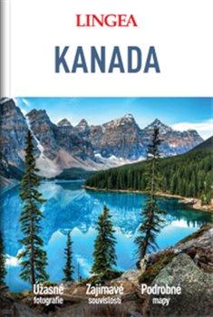 Obálka titulu Kanada - velký průvodce