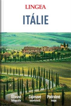 Obálka titulu Itálie - velký průvodce