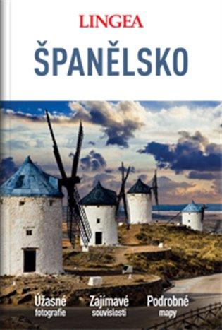 Španělsko - velký průvodce - - | Booksquad.ink