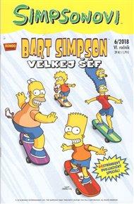 Bart Simpson 6/2018: Velkej šéf