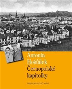 Obálka titulu Černopolské kapitolky