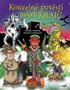 Obálka knihy Kouzelné pověsti našich krajů