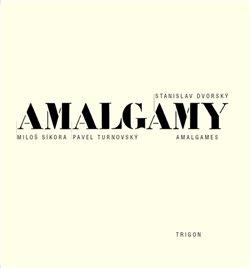 Obálka titulu Amalgamy