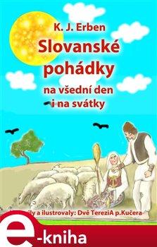 Obálka titulu Slovanské pohádky