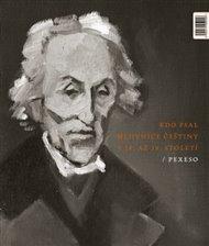 Pexeso - Kdo psal mluvnice češtiny v 16. až 19. století