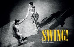 Obálka titulu Swing!