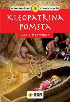 Obálka titulu Klub stopařů: Kleopatřina pomsta
