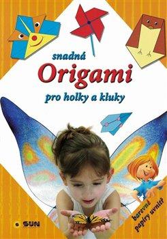 Obálka titulu Snadná Origami pro holky a kluky