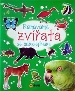 Obálka titulu Poznáváme zvířata se samolepkami