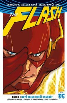 Obálka titulu Flash 1: Když blesk udeří dvakrát