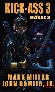 Obálka titulu Kick-Ass: Nářez 3