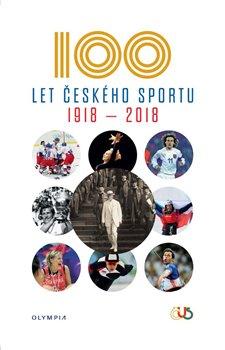 Obálka titulu 100 let českého sportu 1918-2018