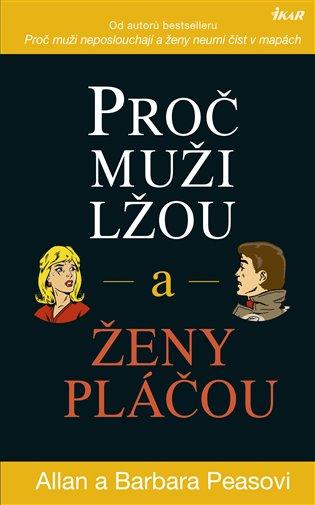 Proč muži lžou a ženy pláčou - Allan Pease,   Booksquad.ink