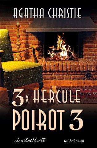 3x Hercule Poirot 3 - Agatha Christie   Booksquad.ink