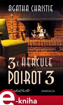 Obálka titulu 3x Hercule Poirot 3