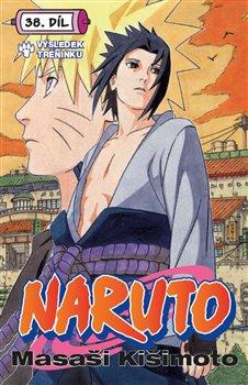 Obálka titulu Naruto 38: Výsledek tréninku