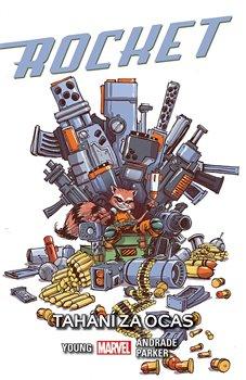 Obálka titulu Rocket: Tahání za ocas