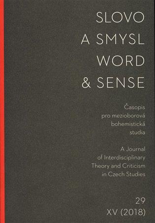 Slovo a smysl 29/ Word & Sense 29 - -   Booksquad.ink