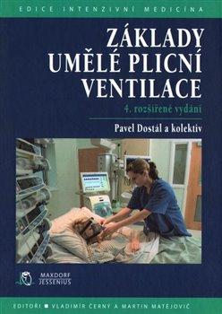 Obálka titulu Základy umělé plicní ventilace