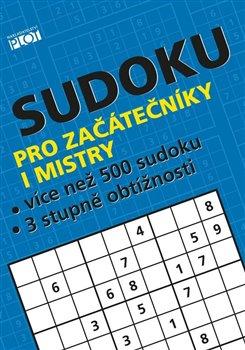 Obálka titulu Sudoku pro začátečníky i mistry