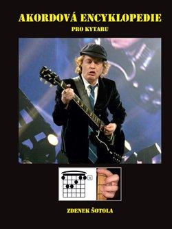 Obálka titulu Akordová encyklopedie pro kytaru