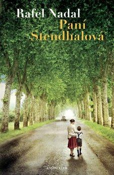 Obálka titulu Paní Stendhalová