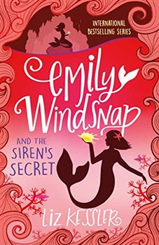 Obálka titulu Emily Windsnap and the Siren's Secret: Book4