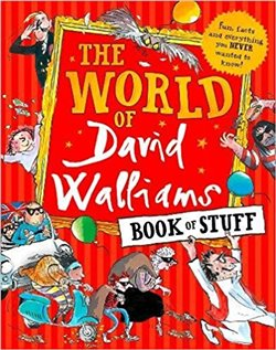 Obálka titulu The World of David Walliams Book of Stuff