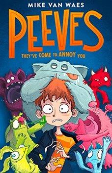 Obálka titulu Peeves