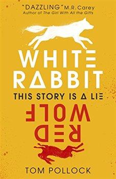 Obálka titulu White Rabbit, Red Wolf