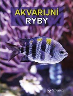 Obálka titulu Akvarijní ryby