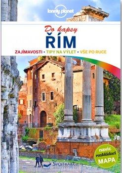 Obálka titulu Řím do kapsy - Lonely Planet